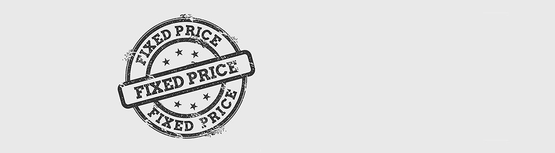 Fixed Price Legal Services